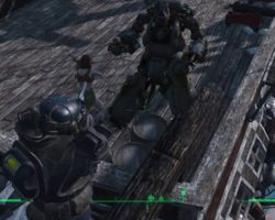 Fallout 4 A Death Jump To Say I Did